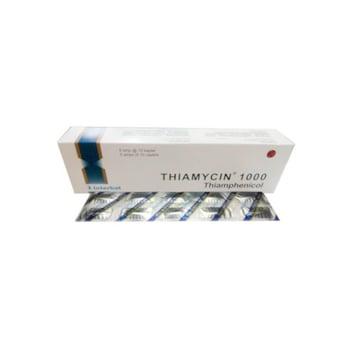 Thiamycin Kapsul adalah obat untuk mengatasi berbagai infeksi bakteri