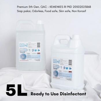 AD-5 Disinfektan Siap Pakai / Disinfectant Ready to Use 5 Liter harga terbaik 99000