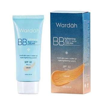 Wardah Lightening BB Cream 15 ml - Natural harga terbaik 29824