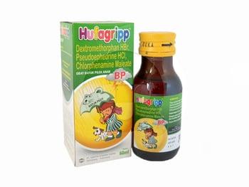 Hufagrip BP Sirup 60 mL harga terbaik 17514