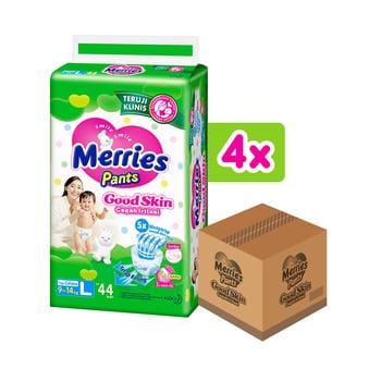 Merries Pants Good Skin L 44'S - 1 Carton harga terbaik 376000