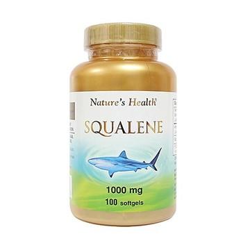 Nature's Health Squalene Fish Oil Softgel 1000 mg  harga terbaik 424000