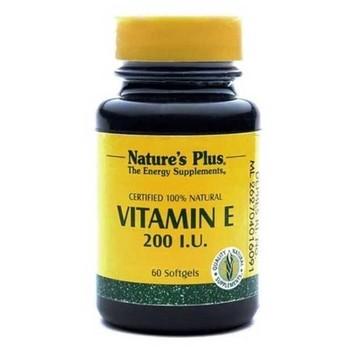 Nature's Plus Vitamin E 200 IU  harga terbaik