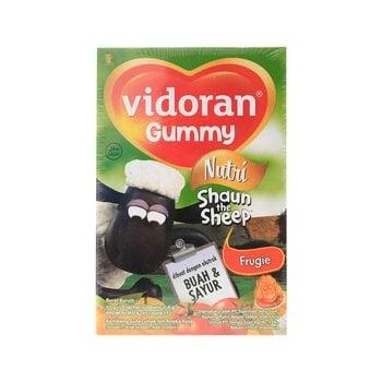 Vidoran Gummy Frugie 60 g  harga terbaik 20516