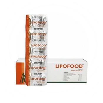 Lipofood Kapsul  harga terbaik