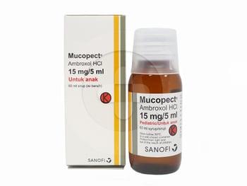 Mucopect Pediatric Sirup 60 mL