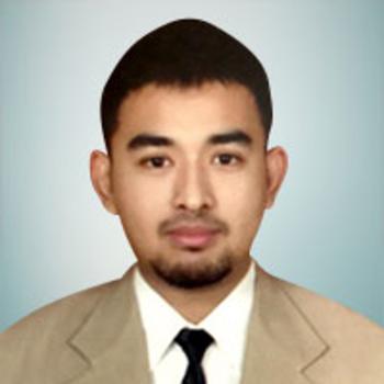 Ahmad Danial, Sp.Pd