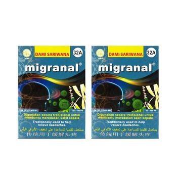 Dami Sariwana Migranal Pil  harga terbaik 28000