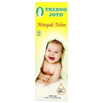 Minyak Telon Plus Tresno Joyo 60 ml harga terbaik