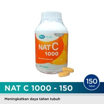 Mega We Care NAT C 1000  harga terbaik 665000