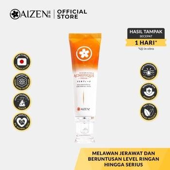 Aizen Acnefique Cream 25 g harga terbaik 139000