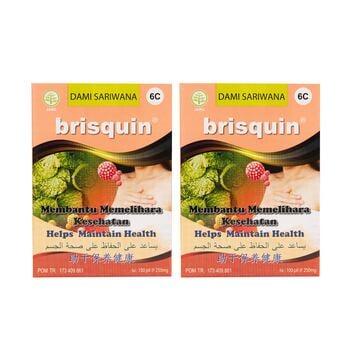 Dami Sariwana Brisquin Pil  harga terbaik 28000