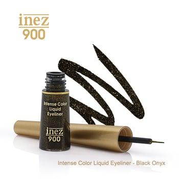 Eyeliner Inez Intense Color Liquid Eyeliner Black Onyx
