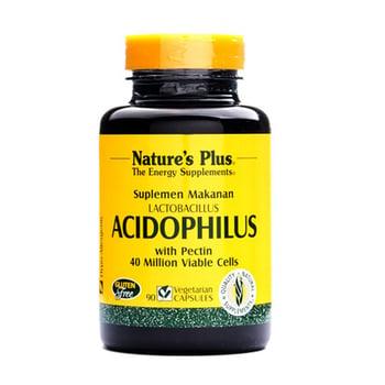 Nature's Plus Acidophilus Kapsul  harga terbaik 296000