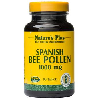 Nature's Plus Bee Pollen Tablet 1000 mg  harga terbaik 352000