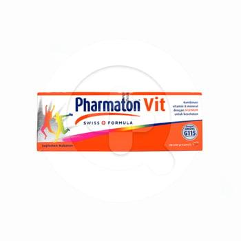 Pharmaton Vit Kaplet  harga terbaik 240203