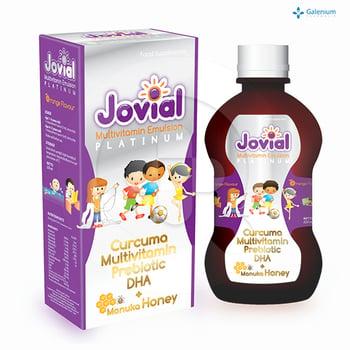 Jovial Multivitamin Emulsion Platinum 110 mL harga terbaik 59400