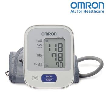 OMRON Tensimeter Automatic Blood Pressure Monitor HEM-7121 harga terbaik 1072733