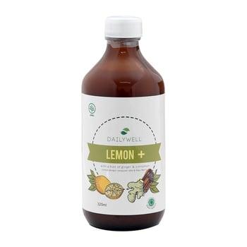 Dailywell - Lemon+ 325 mL harga terbaik