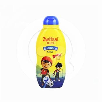 Zwitsal Kids Shampoo Active Fantastic Fruit 180 ml harga terbaik