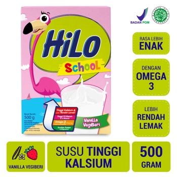 HiLo School Vanilla Vegiberi 500 g harga terbaik 88400