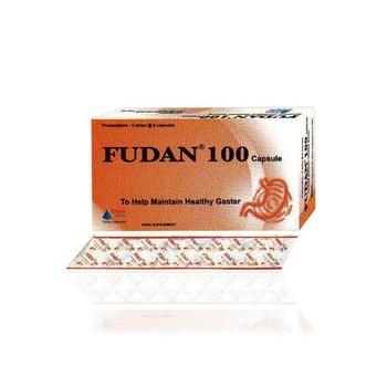 Fudan Kapsul 100 mg  harga terbaik 78066