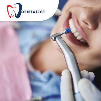 Promo Scaling, Polishing dan Fluoridasi di Klinik Utama Dentalist,Tangerang Selatan,Banten