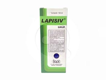 Lapisiv Sirup 100 mL harga terbaik 24306