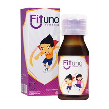 Fituno Immune Kids Sirup adalah supelemen untuk membantu daya tahan tubuh