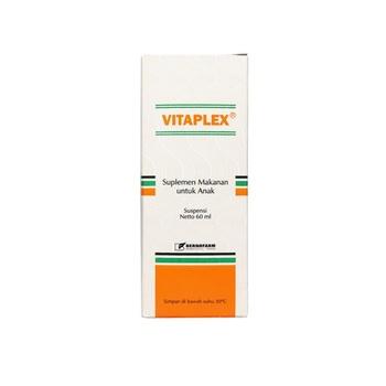Vitaplex Sirup 60 ml harga terbaik 48240