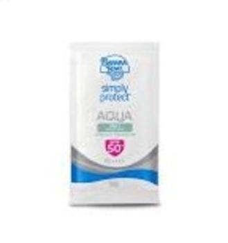 Banana Boat Simply Protect Aqua Daily Moisture Sunscreen Lotion SPF50+ Sachet 5 ml harga terbaik 15400