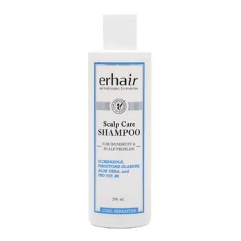 erhair Scalp Care Shampoo 250ml harga terbaik 129000