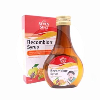 Becombion Sirup 110 ml harga terbaik 34028