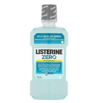Listerine Zero 750 ml harga terbaik