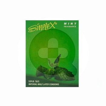 Simplex Kondom Mint Fragrance  harga terbaik