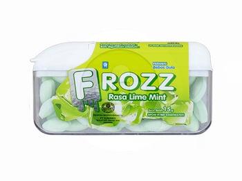 Frozz Lime Mint 15 g harga terbaik 8106