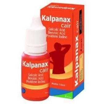Kalpanax cair adalah obat untuk mengatasi gatal di kulit akibat infeksi jamur