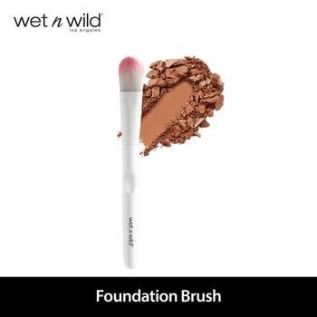 Wet N Wild Foundation Brush harga terbaik 99000