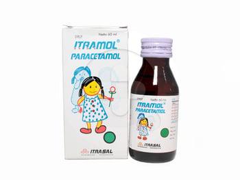 Itramol Sirup 120 mg/5 mL - 60 mL harga terbaik 3602