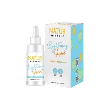 Natur Face Serum Miracle Brightening Serum 30 mL