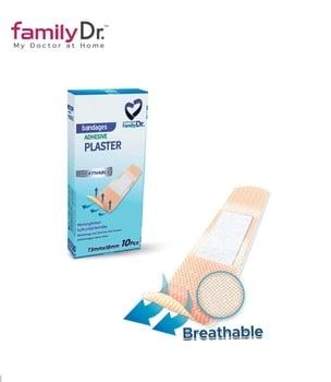 FamilyDr Adhesive Plaster Bandages 10pcs harga terbaik 7000