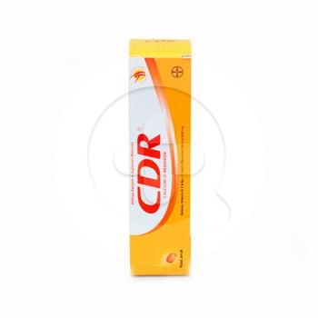 CDR Rasa Jeruk Tablet Effervescent  harga terbaik 63052