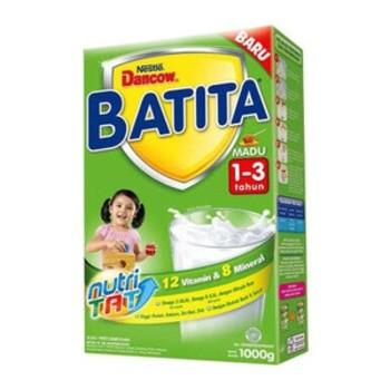 Dancow Batita Usia 1-3 Tahun Rasa Madu 1000 g harga terbaik