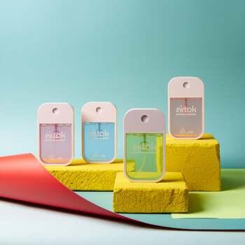 Airtok Parfume Sanitizer Bundling 4 Pack harga terbaik 396000