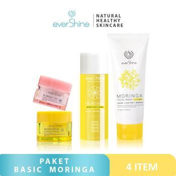 Evershine Paket Basic Moringa harga terbaik
