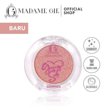 Madame Gie Going Solo Shimmery Pressed Eyeshadow 01 - Clove harga terbaik 16000