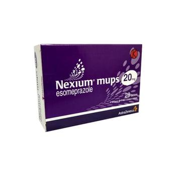 Nexium MUPS Tablet adalah obat untuk membantu menurunkan produksi asam lambung