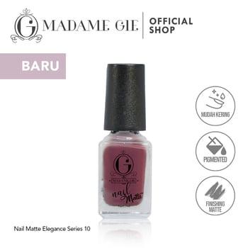 Madame Gie Nail Matte 10 Caring harga terbaik 7200