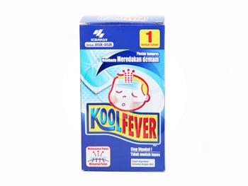 Kool Fever Anak Sachet  harga terbaik 6505