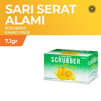 Scrubber Vegeta Family Pack 24's harga terbaik 22750
